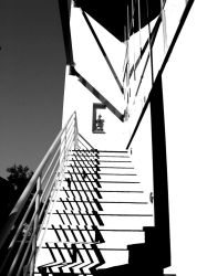 stairway to.....? by hat-topic