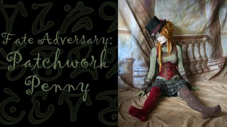 Fate Adversary: Patchwork Penny by attercap