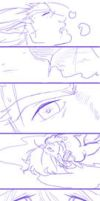 WFY Teaser: Ink Heart (WIP) by red-winged-angel