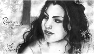 Amy-Lee-My-immortal Art by areemus