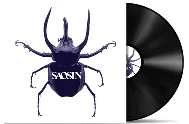 Saosin - Saosin Album Case Vinly by revestianieorange