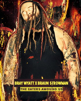 Wyatt x Strowman by Ara-Designs
