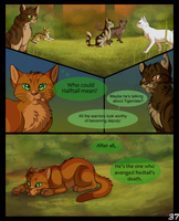 Warriors into the Wild - Page: 37 by SassyHeart