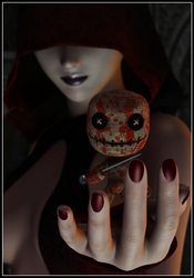 Cute but Deadly by CyonixGFX