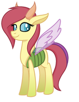Bumble Bee - Flutterax Child by IHATEYOUALL114