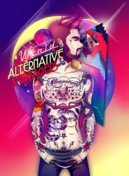 Alternative Voyager lll - ALT DUDE by jaalondon
