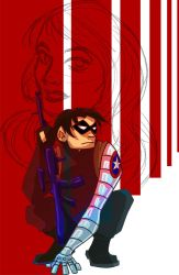 Winter Soldier by McMitters