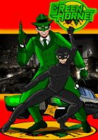 The Green Hornet by Lonzo1