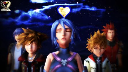 [MMD KH] Hallelujah | TY for 800 Subs! by Skadelol
