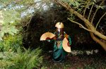 - Avatar Kyoshi Cosplay - by Caranth
