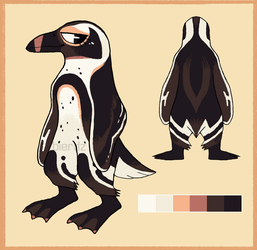 penguin adoptable (closed) by bierdz