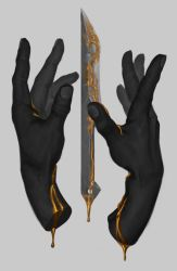 Hands by ackelb