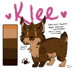 klee 2018 by d00dlen00dle