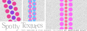 Spotty Textures by whatever-freak