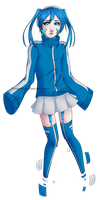 Ene - Kagerou Project by Alonaria