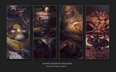 illustrations i did befor. 2012 ? by diorzhang