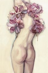 flower nudity by annaSimplesSample