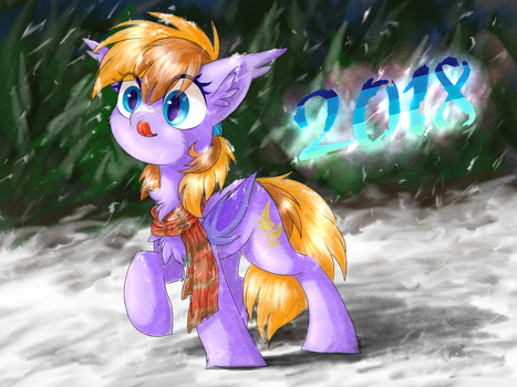 Happy New Year! by Kaliner123