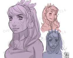 V Expressions by MicahJGunnell