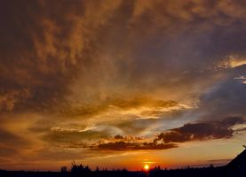 End of The Day View L by rekokros