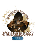 Pen and paper: the Gamemaster by solterbeck65