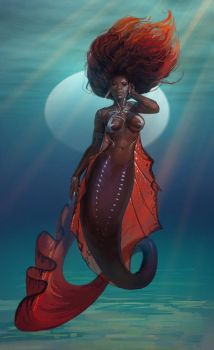 Moarmaid by Andantonius