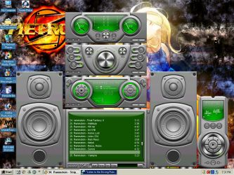 The Pwnage Winamp by Mightyninj4
