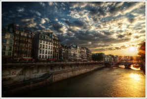 Memories of Paris by Graphylight