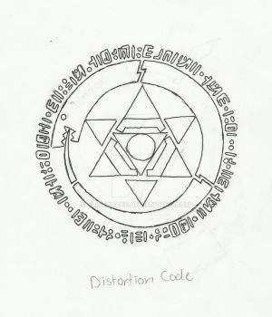 Operation Distortion Code Concept 01 by EliteDrake
