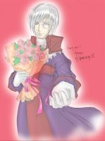 Sparda for Divine chan by xanseviera