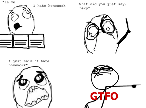 Rage Comic #2 by Mathias001