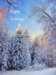 Happy Holidays - DA Holiday Card Project 2015 by Pajunen