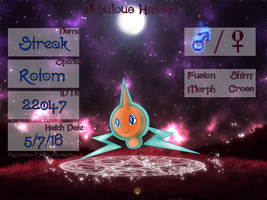 PKMN|Application|Streak| by DevilsRealm