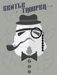 Gentletrooper by pribellafronte