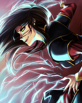 Insane - Azula by PencilPaperPassion