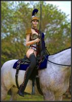 69th Tight Corsets (Battle Dress) by madaigual