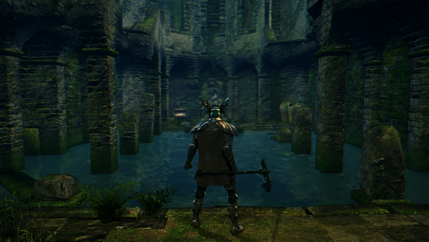 Screenshot - Firelink Shrine, Dark Souls 1 by Jacks-Gaming-Room