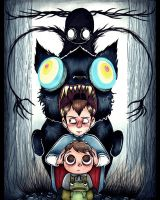 Over the Garden Wall by starblinx