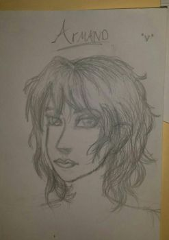 Armand by Petregrinous