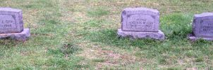 Ed Gein's Gravesite Plainfield WI 09/29/2014 5:37 by Crigger