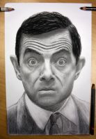 Mr. Bean by AtomiccircuS