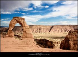 Delicate Arch - V by staind80
