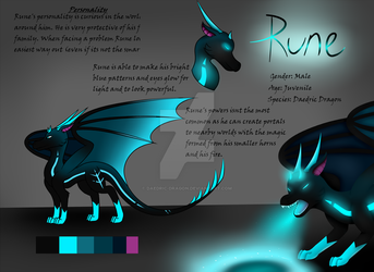 Rune Reference by Daedric-Dragon