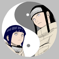 Neji and Hinata by Lady-Ra