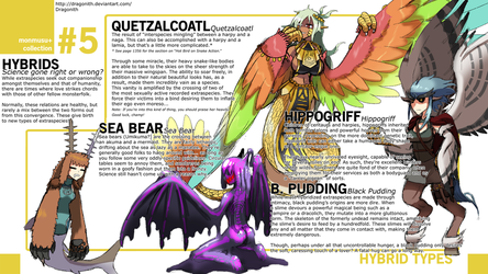 Monster Musume+: Hybrid Species by Dragonith