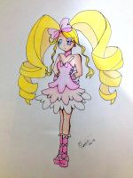 Fanart Harime Nui from Kill la Kill by ByYasmin