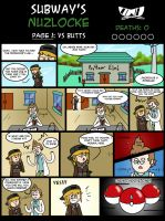 Subway's Nuzlocke Page 1-1 by Kame-Ghost