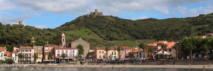 Collioure VII - Panorama by Scipia