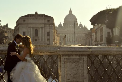 When in Rome... by TheLRD