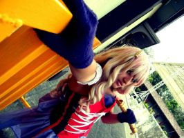 Sheryl Nome by PrincessTeppelin